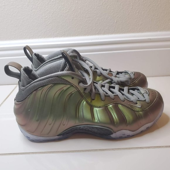 Nike Air Foamposite One PRM Wolf Gray WAVE®